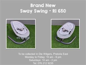 Brand New Sway Swing
