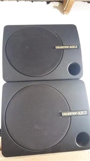 Celestion outside speakers