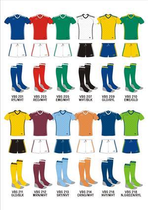 PS03 Team Kit (15 pack) 2