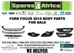 FORD FOCUS 2015 BODY PARTS