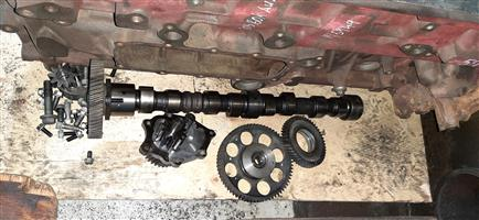 Hino 300 - N04C - Camshaft and timing gears for sale!