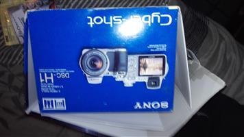 DSC-H1 SONY camera 5.1MEGa