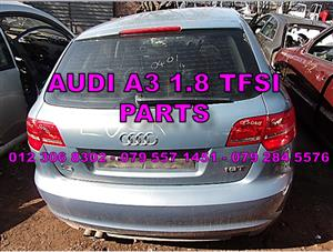 Audi A3 1.8 TFSI 2011 Replacement Parts
