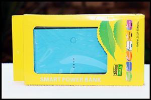 20 000mAh Smart Powerbank