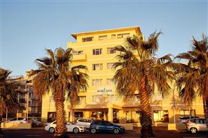 17th to 24th January 2020 Riviera Suites Seapoint Cape Town Sleeps 4