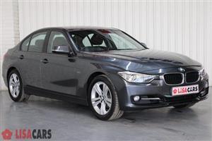 2013 BMW 3 Series sedan 320i SPORT LINE A/T (G20)