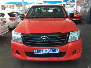 2015 Toyota Hilux 2.0 S