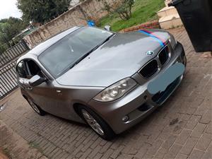2012 BMW 1 Series 116i 3 door M Sport