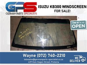 Isuzu KB300 - Windscreen FOR SALE!