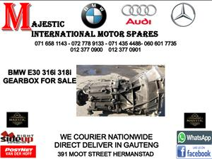 Bmw e30 316i auto gearbox for sale