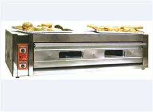 New Single Deck Oven 2 Tray - 3 Tray -or Gas