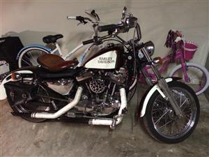 1988 Harley Davidson Sportster