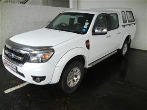 2012 Ford Ranger 3.0TDCi double cab 4x4 XLE