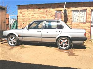 318i Engine and Gearbox Gusheshe