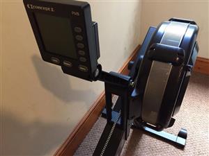 Concept 2 Rowing Machine Model D Black PM5