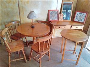 Household furniture to swop
