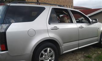2008 Cadillac SRX 3.6