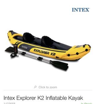 Inflatable canoe for sale