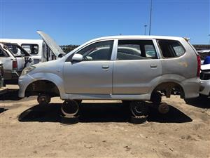 Toyota Avanza 1.6 - Stripping for Spares