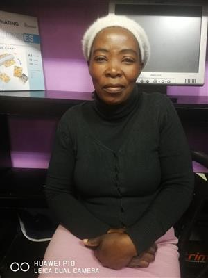 Mature and dedicated Lesotho maid/nanny needs stay in or out work.