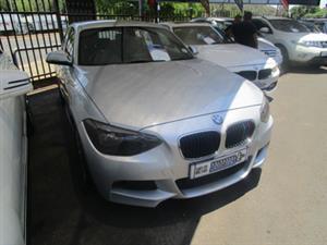 2015 BMW 1 Series 118i 3 door
