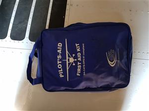 Pilots Aid First Aid Kit
