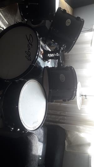 Beginners drumset for sale