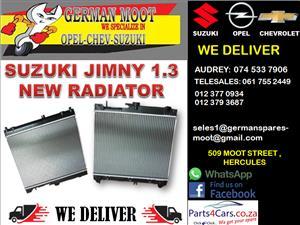 SUZUKI JIMNY 1.3 NEW RADIATOR FOR SALE
