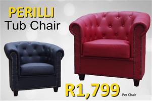 PERILLI Tub Chairs