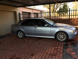 2003 BMW 5 Series 525i Sport steptronic