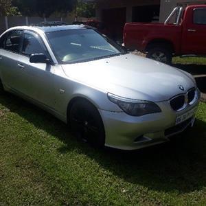 2007 BMW 5 Series 535d