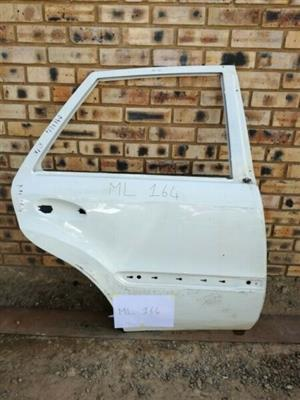 Mercedes Benz ML W164 Right Rear Door  Contact for Price