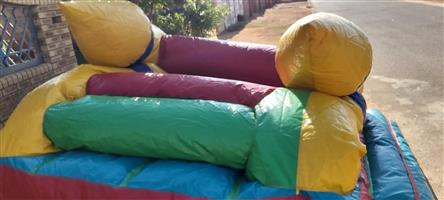 Jumping castle for rental R450 p/day in Randfontien