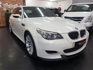 2007 BMW M5 sedan M5 M DCT (F90)