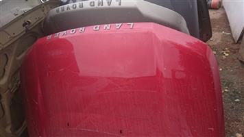 Land Rover Discovery Sport Bonnet 2015