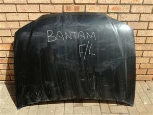Ford Bantam Facelift Bonnet