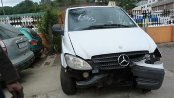 CURRENTLY STRIPPING MERCEDES VITO 115 2006