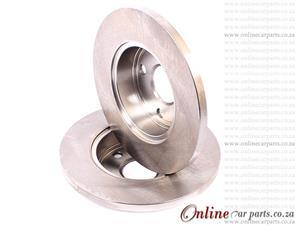 Toyota Corolla/Conquest 130/160 Brake Discs