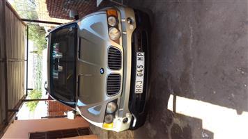 2002 BMW X5 xDrive30d