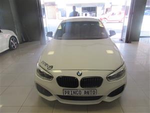 2015 BMW 1 Series 130i 5 door