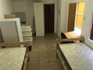 Female student accommodation in Krugersdorp West