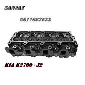 BRAND NEW KIA 2700 J2 CYLINDER HEADS / CRANKSHAFTS
