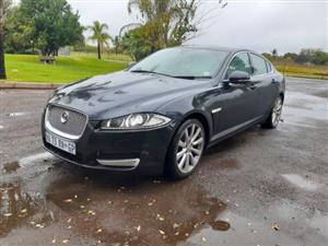 2012 Jaguar XF 3.0D S Premium Luxury