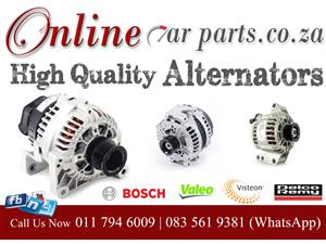 High Quality Alternators & Regulators Generators Clutch Pulley Bosch Valeo Mitsubishi Denso Hitachi