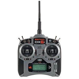 RC Radio Spektrum DX6i