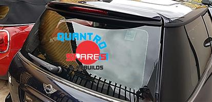 Mini Cooper R53 2005 rear windscreen for sale