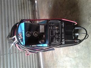 Hanwin Co2 MIG 500 Amps