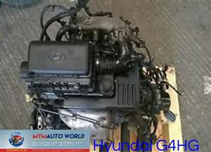 Imported used  HYUNDAI ATOS/I10 1.1L, G4HG engines. Complete second hand used engine