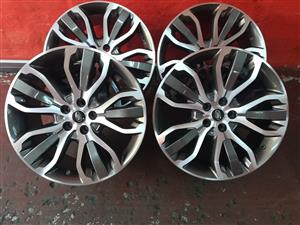 21INCH RANGE ROVER MAGS FOR SALE