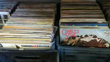 Lps - vinyl Records In prestine condition All types of genres No list available
